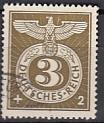 Deutsches Reich Mi.-Nr. 830 oo