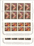 Liechtenstein Kleinbogen Mi.-Nr. 655/7 **