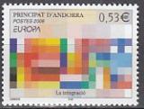 CEPT Andorra frz. 2006 **