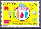 CEPT Andorra sp. 2006 **