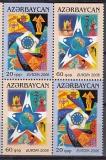 CEPT Aserbaidschan D/D 2006 **