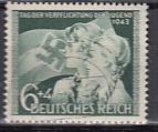 Deutsches Reich Mi.-Nr. 843 oo