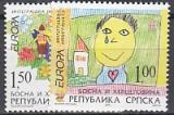 CEPT Bosnien/Serbien A 2006 **