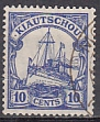 Dt. Kol. Kiautschou Mi.-Nr. 31 oo