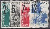 Niederlande Mi.-Nr. 249/52 *