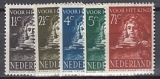 Niederlande Mi.-Nr. 397/401**