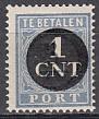 Niederlande Porto Mi.-Nr. 61 **