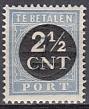 Niederlande Porto Mi.-Nr. 62 a **