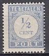 Niederlande Porto Mi.-Nr. 44 A **