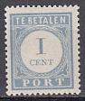 Niederlande Porto Mi.-Nr. 45 A **