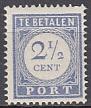 Niederlande Porto Mi.-Nr. 47 A **