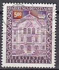Liechtenstein Kleinbogen Mi.-Nr. 69 oo