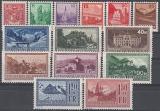Liechtenstein Mi.-Nr. 126/39 **