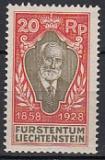 Liechtenstein Mi.-Nr. 83 **