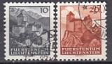 Liechtenstein-Mi.-Nr. 222/23 oo