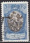 Liechtenstein-Mi.-Nr. 64 oo