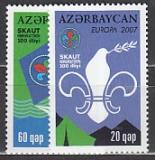CEPT Aserbaidschan A 2007 **