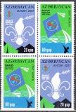 CEPT Aserbaidschan D/D 2007 **