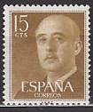 Spanien Mi.-Nr. 1041 b **