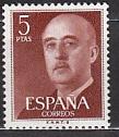 Spanien Mi.-Nr. 1053 c **