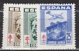 Spanien Zwangszuschlag Mi.-Nr. 45/47 **