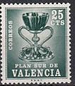 Spanien Zwangszuschlag Valencia Mi.-Nr. 4 **
