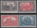 Deutsches Reich Mi.-Nr. 94/97 B II **