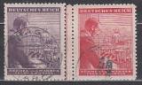 Böhmen und Mähren Mi.-Nr. 126/27 oo