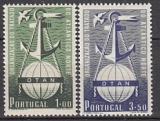 NATO 1952 Portugal Mi.-Nr. 778/9 **