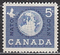NATO 1959 Kanada Mi.-Nr. 331 **