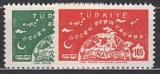 NATO 1959 Türkei Mi.-Nr.  1621/22 **