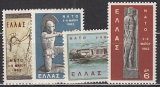NATO 1962 Griechenland Mi.-Nr. 792/95 **