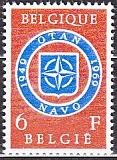 NATO 1969 Belgien Mi.-Nr. 1549 **