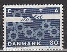 EFTA 1967 Dänemark Mi.-Nr. 450 y **