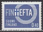 EFTA 1967 Finnland Mi.-Nr. 619 **