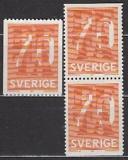EFTA 1967 Schweden Mi.-Nr. 573 C/Do/Du **