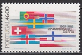 EFTA 1985 Portugal Mi.-Nr. 1655 **