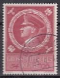 Deutsches Reich Mi.-Nr. 887 oo
