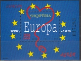 CEPT Albanien Block 2008 **