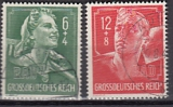Deutsches Reich Mi.-Nr. 894/5 oo