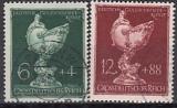 Deutsches Reich Mi.-Nr. 902/03 oo