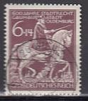 Deutsches Reich Mi.-Nr. 907 oo