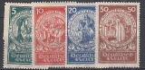Deutsches Reich Mi.-Nr. 351/354 *