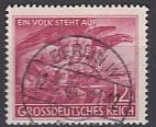 Deutsches Reich Mi.-Nr. 908 oo