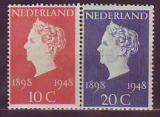 Niederlande Mi.-Nr. 507/508 **