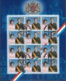 Luxemburg Kleinbogen Mi.-Nr. 1515 oo