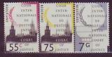 Niederlande Dienst Mi.-Nr. 44/46 **
