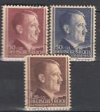 Generalgouvernement  Mi.-Nr. 89/91 oo