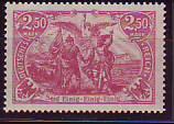 Deutsches Reich Mi.-Nr. 115 b ** gepr.