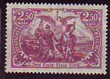 Deutsches Reich Mi.-Nr. 115 c ** gepr.